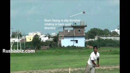 Arm ball in Off Break Bowling