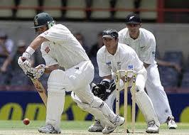 Cricket Bat Positions