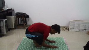 Bakasana For Beginners