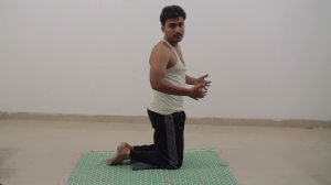 Camel Pose or Ustrasana for Beginners