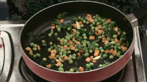 How to make Pudina Rice