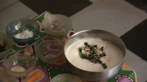 Ponganalu - South Indian Recipe Making