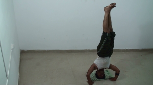 Side Headstand