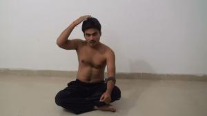 Kapalabhati Pranayam