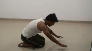 Balasana - Child's Pose - Posture