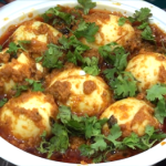 Egg Masala Curry is Ready