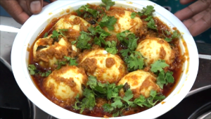 Egg Curries