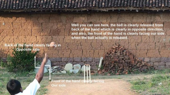 How To Ball Legspin 56